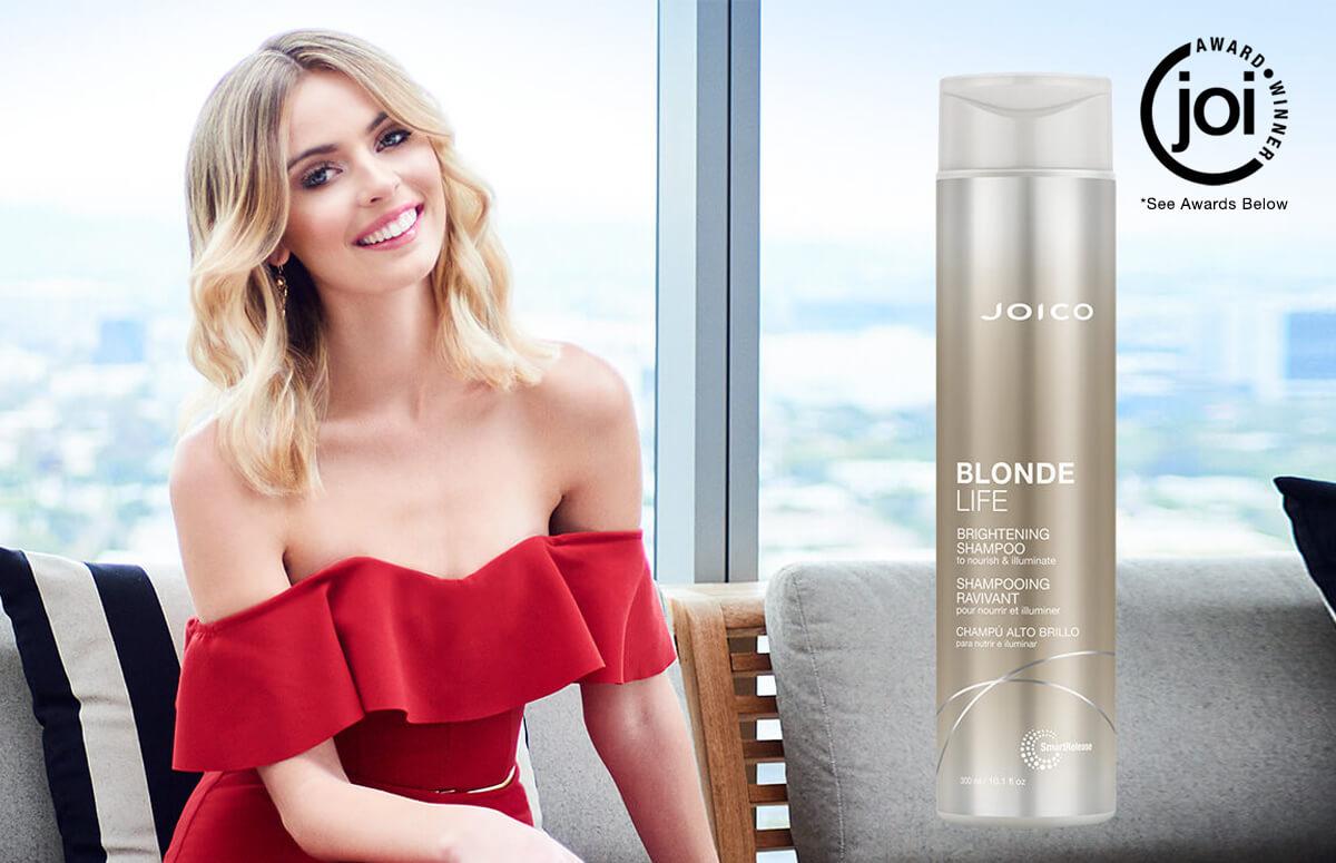Joico Blonde Life Shampoo Bottle
