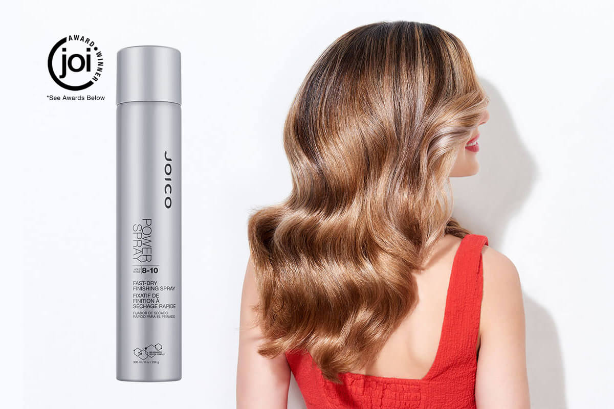 Joico Power Spray bottle