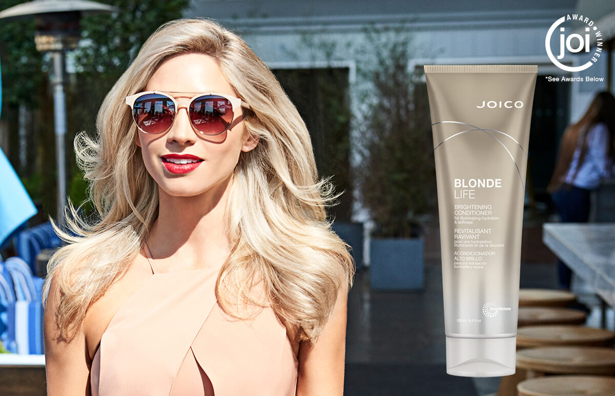 Joico Blonde Life Conditioner Bottle
