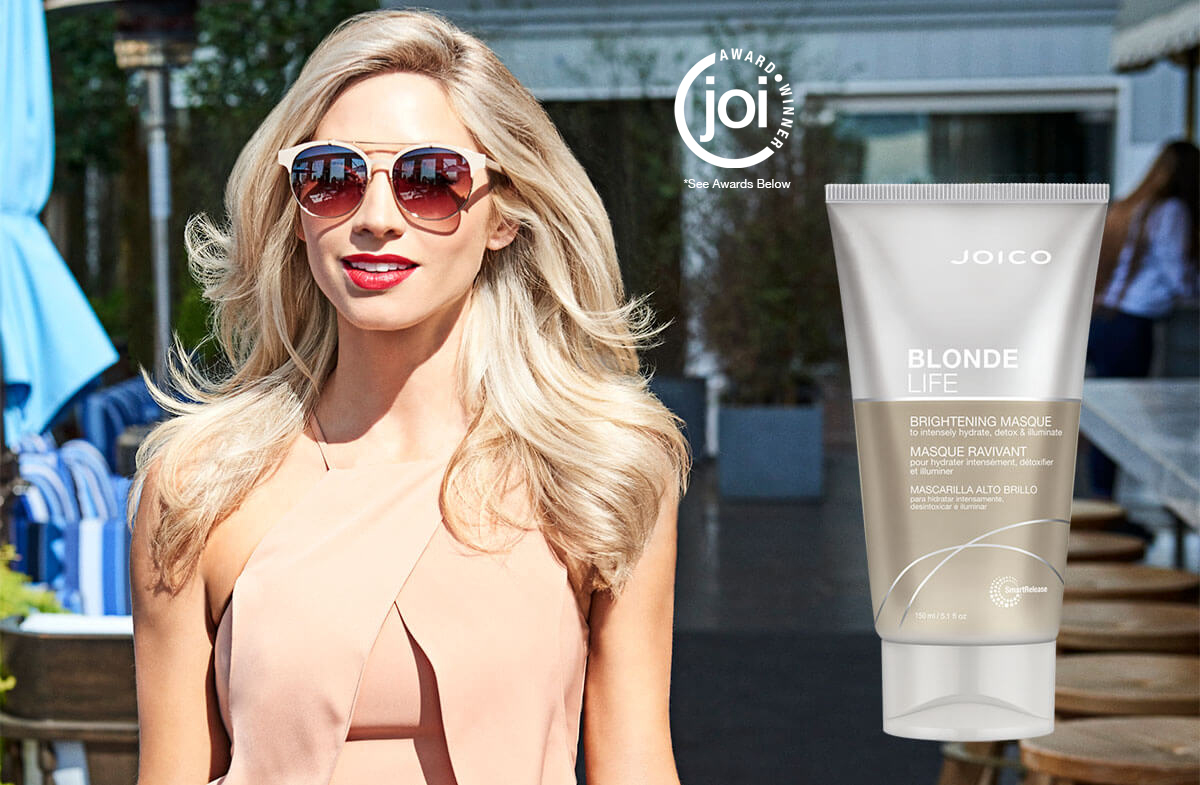 Joico Blonde Life Masque Bottle