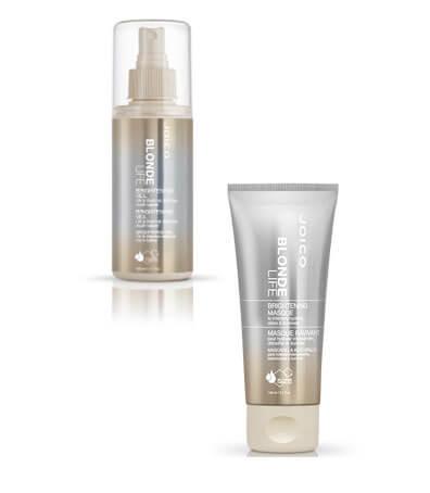 Blonde Life Masque and Veil Bottle