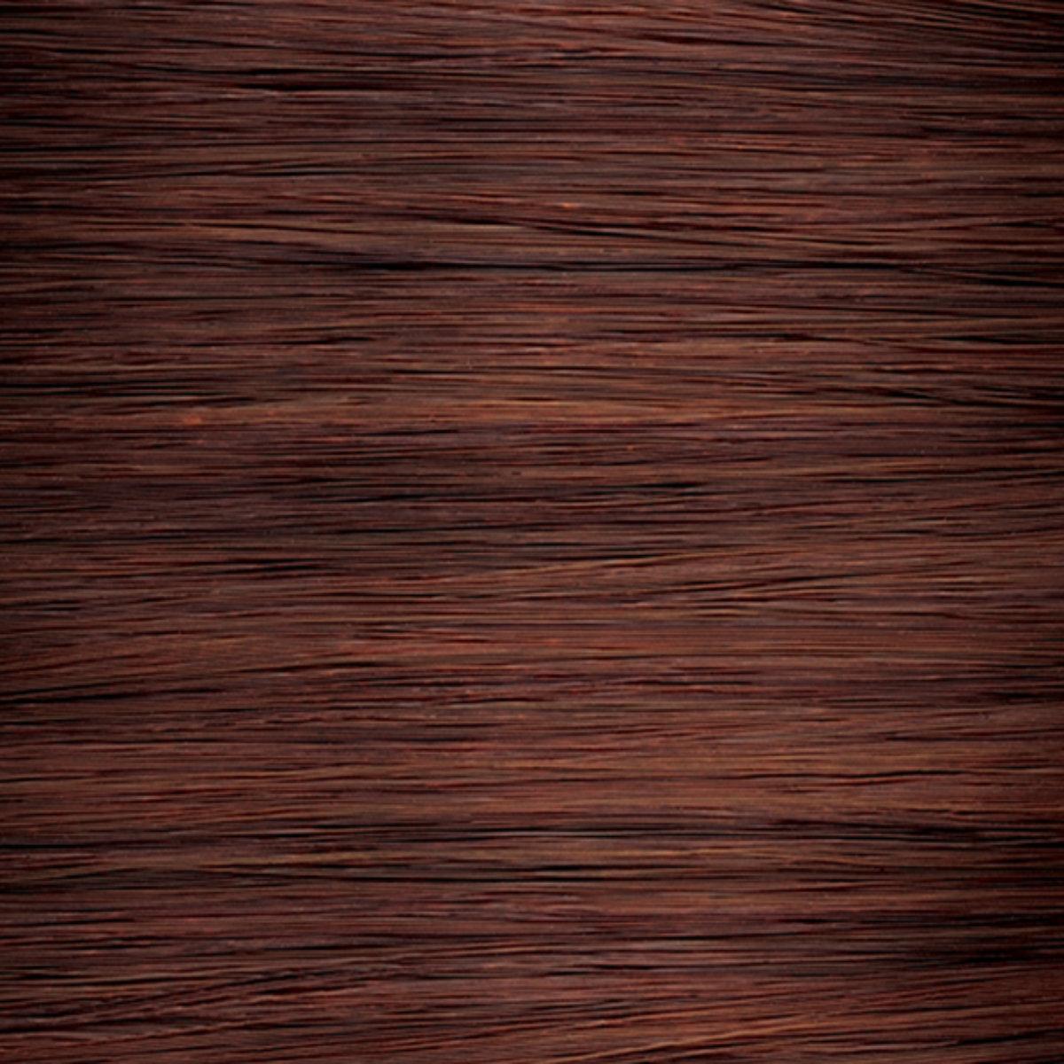 deep cinnamon copper hair color