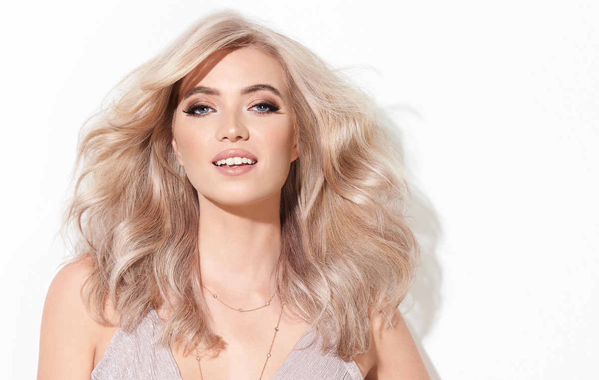 Vero K-PAK chrome model hair