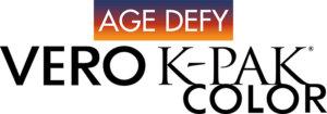 Vero K-PAK Age defy logo