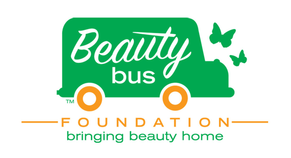 Beauty bus logo