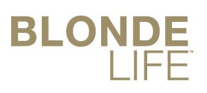 blonde life logo