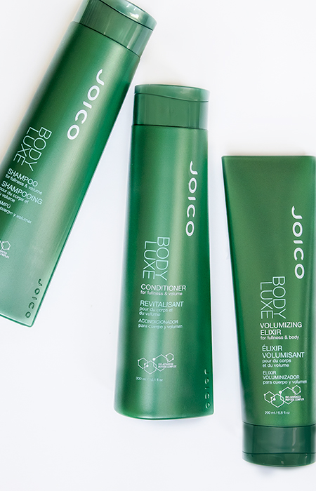 Joico Body luxe full line bottles