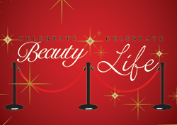 celebrate beauty celebrate life logo