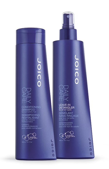 Joico daily care full line bottles