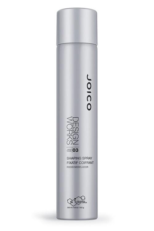 design works hairspray bottle