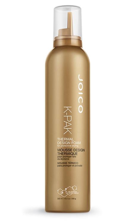 K-PAK design foam bottle