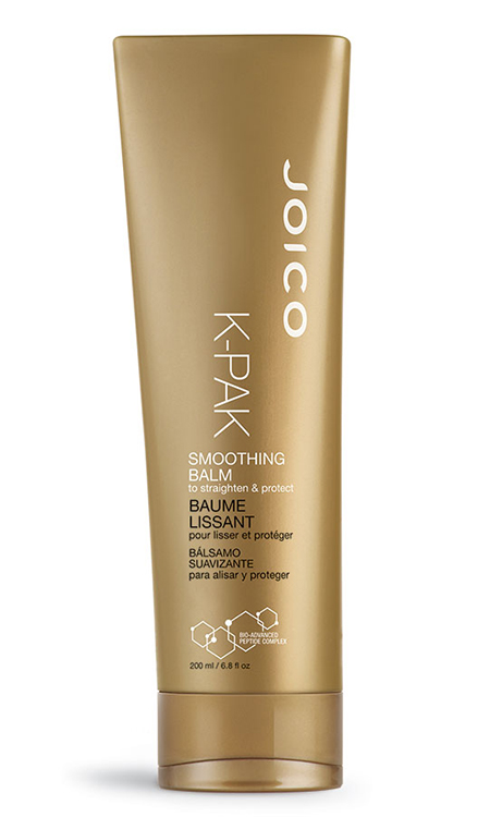 K-PAK smoothing balm bottle