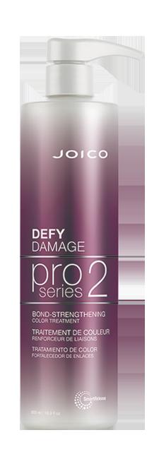 Defy Damage ProSeries 2 Treatment bottle