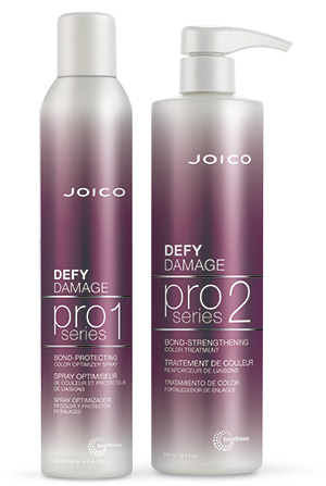 Defy Damage Pro Series Treatment Spray & Treatment