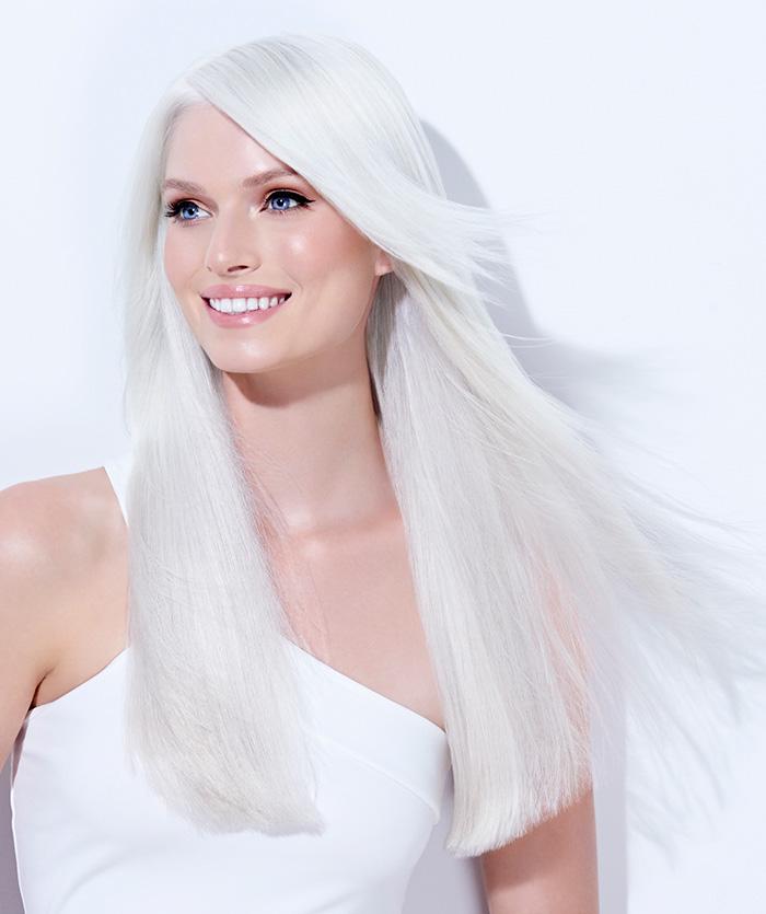 Blonde Life Model