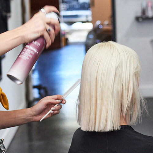 Love Dip Hair Color Formula Step 1