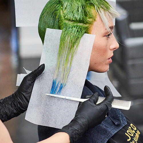 Love Dip Hair Color Formula Step 17