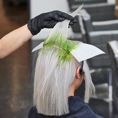 Love Dip Hair Color Formula Step 6