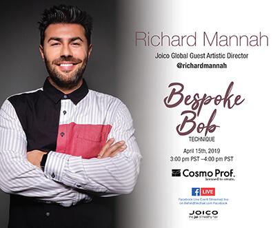 Richard Mannah headshot and event information