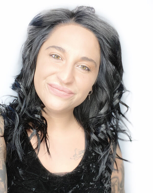 Hairstylist Gina Bianca