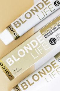 Blonde Life color packaging