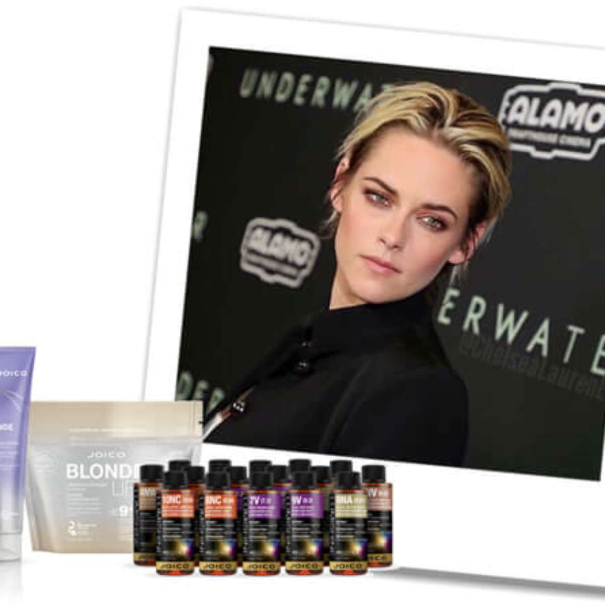 Kristin Stewart Hair Color Products